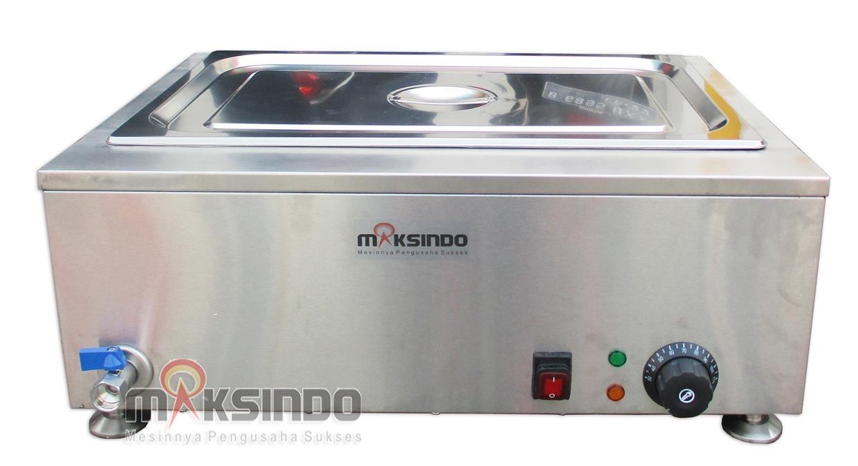 Jual Mesin Bain Marie Penghangat Makanan MKS-EBM11 di Malang