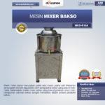 Jual Mesin Mixer Bakso MKS-R16A, MKS-R23A di Malang