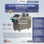 Jual Mesin Vegetable Cutter Multifungsi (Type MVC750) di Malang