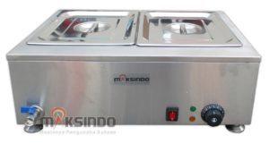 Jual Mesin Bain Marie Penghangat Makanan MKS-EBM22 di Malang