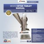 Jual Mesin Cetak Tablet Manual – MKS-TBL11 di Malang