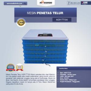 Jual Mesin Penetas Telur AGR-TT720 Di Malang