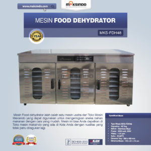Jual Food DehydratorMKS-FDH48 di Malang