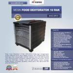 Jual Mesin Food Dehydrator 10 Rak (MKS-DR10) di Malang