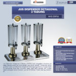 Jual Jus Dispenser Octagonal 3 Tabung (DSP33) di Malang