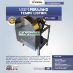 Jual Mesin Perajang Tempe Listrik PRJ-SBG di Malang
