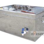 Jual Es Krim Goyang (1 Model Cetakan, Oval) MKS-100V di Malang