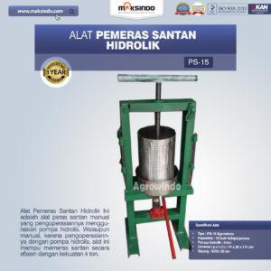 Jual Mesin Peras Santan di Malang