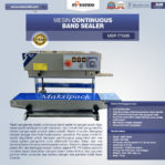 Jual Mesin Continuous Band Sealer MSP-770IIB di Malang