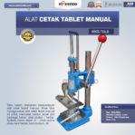 Jual Alat Cetak Tablet ManualMKS-TBL8 di Malang