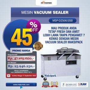 Jual Mesin Vacuum Sealer (DZ500/2SB) di Malang