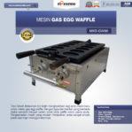 Jual Mesin Gas Egg Waffle MKS-GW66 Di Malang