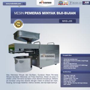 Jual Mesin Pemeras Minyak Biji-Bijian di Malang