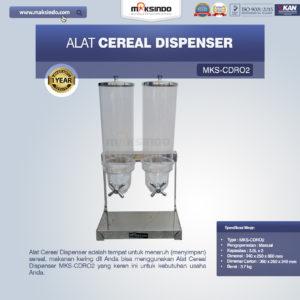 Jual Alat Cereal Dispenser MKS-CDR02 di Malang