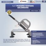 Jual Alat Pengiris Kentang Gelombang MKS-PS269 Di Malang