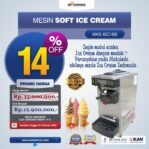 Jual Mesin Soft Ice Cream ISC-16S Di Malang