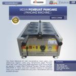 Jual Mesin Pembuat Pancake (Pancake Machine) MKS-EW66 di Malang