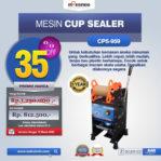 Jual Mesin Cup Sealer CPS-959 Di Malang