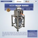 Jual Mesin Mixer Bakso MKS-MX1 Di Malang