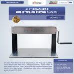 Jual Alat Pengupas Kulit Telur Puyuh Manual MKS-QEG15 Di Malang