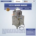 Jual Mesin Mixer Bakso MKS-R24A Di Malang