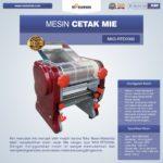 Jual Mesin Cetak Mie MKS-RED2000 Di Malang