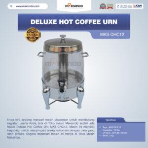 Jual Deluxe Hot Coffee Urn MKS-DHC12 di Malang