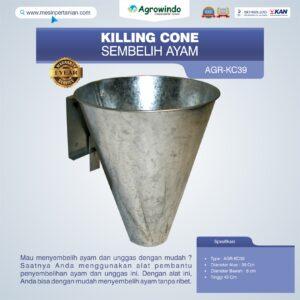 Jual Killing Cone Alat Sembelih Ayam di Malang
