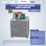 Jual Mesin Cetak Makaroni Aneka Bentuk di Malang