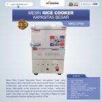 Jual Mesin Rice Cooker Kapasitas Besar MKS-GPN6 di Malang