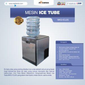 Jual Mesin Ice Tube MKS-ICU25 di Malang
