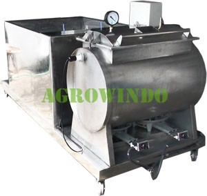 Jual Mesin Vacuum Frying Kapasitas 20-25 kg di Malang