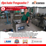 Pabrik Beras : Pengemasan Beras Semakin Mudah dengan Vacuum Sealer Maksindo