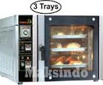 Jual Mesin Oven Roti dan Kue Model Listrik di Malang