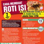 Training Usaha Roti Isi di Condet 7 Agustus 2016