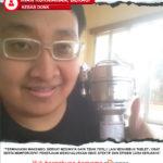 Kebab Donk : Usaha Saya Semakin Cepat dengan Penepung Herba Maksindo