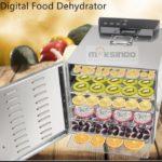 Jual Mesin Food Dehydrator 6 Rak (FDH6) di Malang