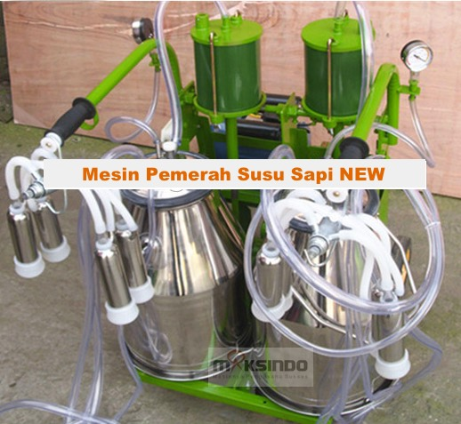 Jual Mesin Pemerah Susu Sapi – AGR-SAP02 di Malang