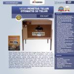 Jual Mesin Penetas Telur Otomatis 50 Telur (EM-50AT) di Malang