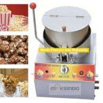 Jual Mesin Popcorn Gas (MKS-POP10) di Malang