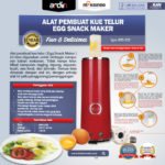 Jual Egg Roll Snack Telur Rumah Tangga ARDIN di Malang