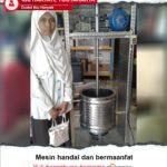 Dodol Ibu Haryati : Usaha Produksi Dodol Saya Lebih Lancar dengan Mesin Pengaduk Dodol Maksindo