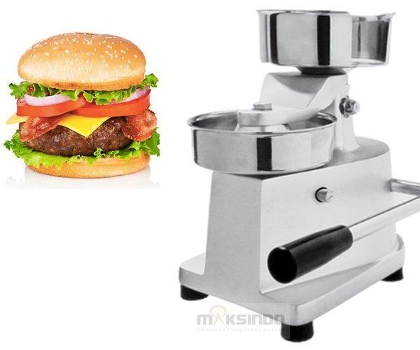 Jual Alat Pencetak Hamburger Manual (HBP15) di Malang