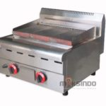Counter Top Gas Lava Rock Grill MKS-603GL