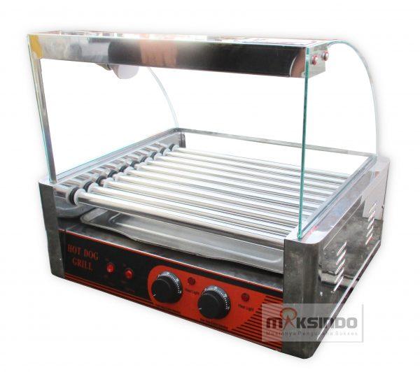 Jual Mesin Panggangan Hot Dog (Hot Dog Grill) MKS-HD10 di Malang