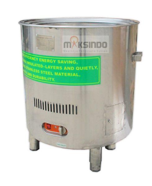Jual Mesin Pengukus – Steam Machine (Gas) MKS-ST25G di Malang