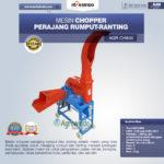Jual Mesin Chopper Perajang Rumput-Ranting (CH800) di Malang