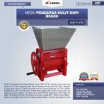 Jual Mesin Pengupas Kulit Kopi Basah Type AGR-PLP50 di Malang