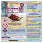 Training Usaha Ayam Bakar Untuk Usaha, Minggu 24 November 2019