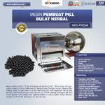 Jual Mesin Pembuat Pill Bulat Herbal (FMS99) di Malang
